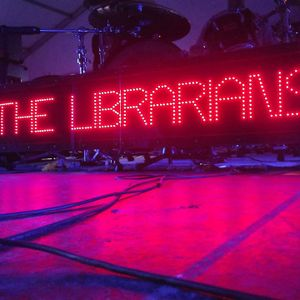 Stabbed Panda Presents: The Librarians