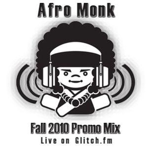 Afro Monk - Fall 2010 Promo Mix
