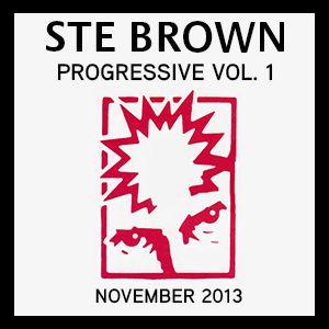 Ste Brown ~ Old Skool Progressive Mix ~ Volume 1 (Nov 2013)