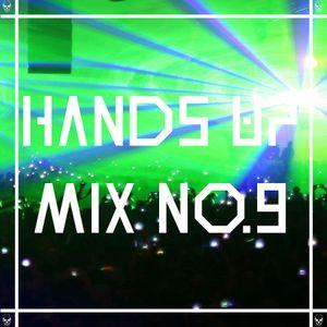 Carlos Stylez - Hands Up Mix No.9