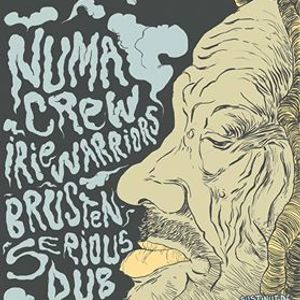 Brusten Mix for Low Freq presents Numa Crew (IT)