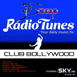 Bollyctro Ep.27 on RadioTunes Club Bollywood-DJ Scoop 2015-10-03