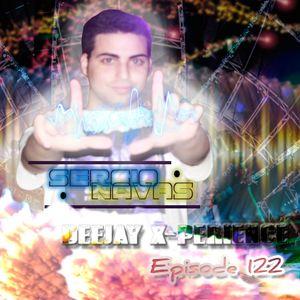 Sergio Navas Deejay X-Perience 30.06.2017 Episode 122