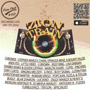 New Chat #162 - Zion Train Radio 1-1-16