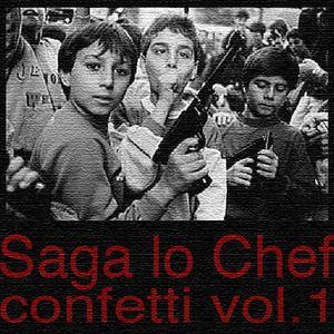 Saga lo Chef cucina per lo Yeti-Confetti vol.1