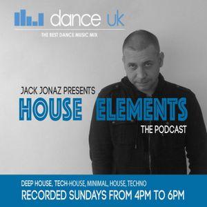 HE#14 - 06/12/15 - Jack Jonaz Birthday Edition & with Tech-House Elemental Mix