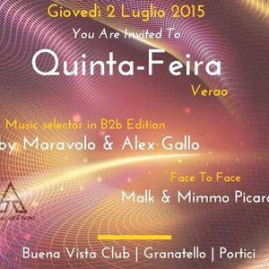 Roby Maravolo VS Alex Gallo@Quinta Feira-Buena VIsta