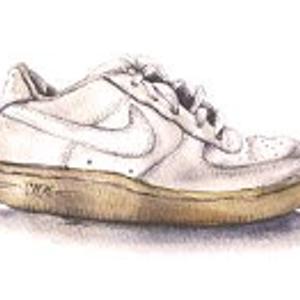 Otto's Nikes (marathon mix)