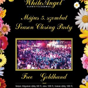 Nemere & Dj Free & Goldhand - Live @ White Angel Budapest Season Closing Party 2012.05.05.