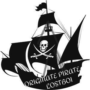 originate pirate mix-lostboi