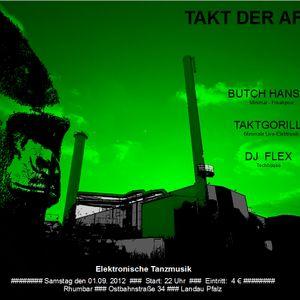 Takt der Affen - mixing by Dj FleX