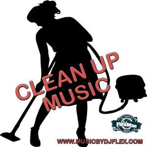 CLEAN UP MUSIC PT. 1