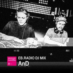 DJ MIX: AnD