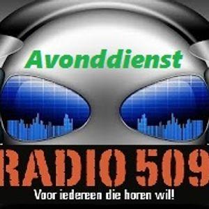 Herman Cramer-Radio509-Avonddienst-24-08-2017-1800-2000