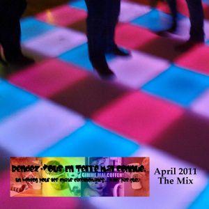 The Mix, April 2011 : 128 bpm edition.