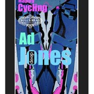 Ad Jones and PoshZeroOne// happy Cycling Live. 30th June