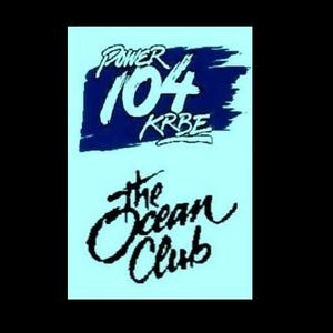 Power 104 Live from The Ocean Club [July 9, 1988] 4 hrs