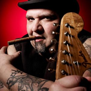 The Pete Feenstra Feature - Popa Chubby (11 December 2016)