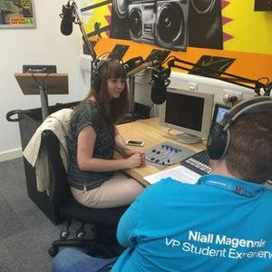 Degrees of Discrimination with Niall Magennis on Scratch Radio 3rd May 2014