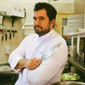 O chef Γκίκας Ξενάκης στις wine lovers!