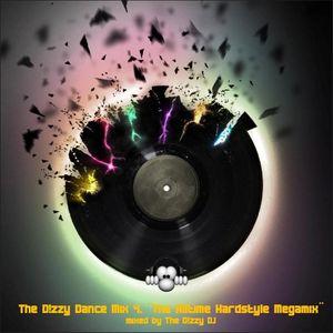 The Dizzy DJ - The Dizzy Dance Mix 4 [The Alltime Hardstyle Megamix]