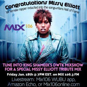 Missy Elliott Tribute