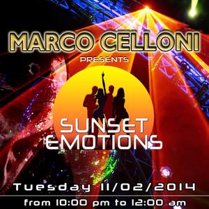 SUNSET EMOTIONS 74.2 (11/02/2014)