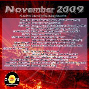 Trashed: November 2009