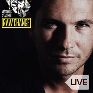 Camilo Franco Live at Space Ibiza - 12/08/15