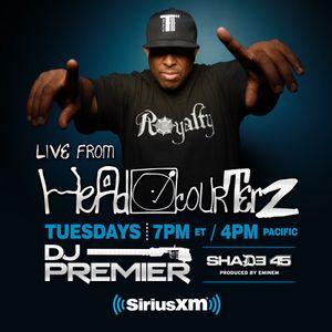DJ Premier - Live from HeadQCourterz 9.15.20