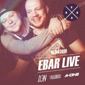 A-One – @ E-Bar (Novosibirsk) - LIVE PART 2 (15.04.2016)