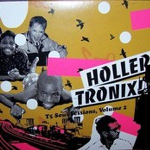 HOLLERTRONIX t5 soul sessions #2