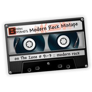 The Zone's Modern Rock Mixtape :: Friday, October 25th, 2013