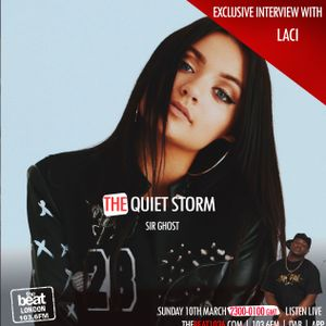 TheQuietStorm: @NewQuietStorm @SirGhost Interview with @OfficiallyLaci 17.3.19 11PM - 1AM [6PM EST]
