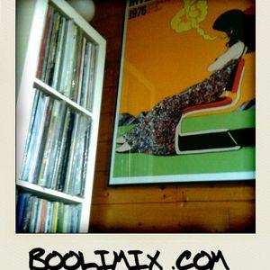 Boolimix Live 2 mars 2011 avec de la soul et du funk part 1