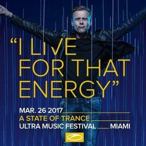 Ultra Music Festival 2017 Armin Van Buuren Asot Pt 11