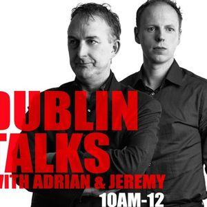 Adrian & Jeremy Clash Over Graffiti in Dublin!!