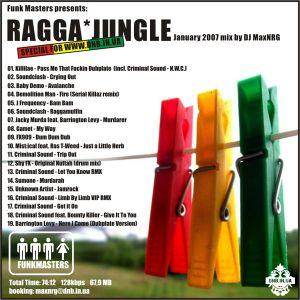 2007.01 MaxNRG a.k.a. Funkee Murdarah - Special Ragga-Jungle mix for DNB.IN.UA