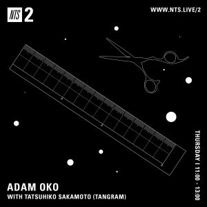 Adam Oko & Tatsuhiko Sakamoto - 14th June 2018