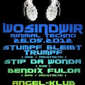 Stip da Wonda - Tach haus mix