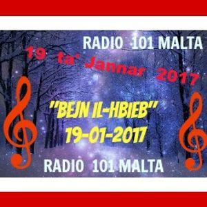 BEJN IL-HBIEB  19-01-2017