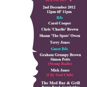 Grumpy Brown's Soullinn 01/11/12