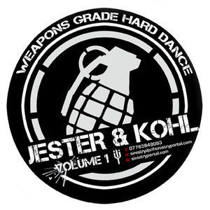 Jester & Kohl - Weapons Grade Hard Dance - Volume 1