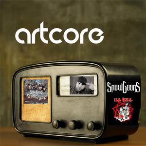 Artcore Radio 16.12.2016 The Goons In the Building