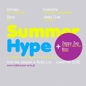 SUMMER HYPE.Zeppy Zep