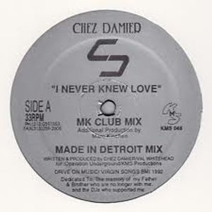 Rene & Bacus ~ Chez Damier, Jeff Mills,Deep House,DeepChord & Soulful House (Mixed 22nd Sep 2012
