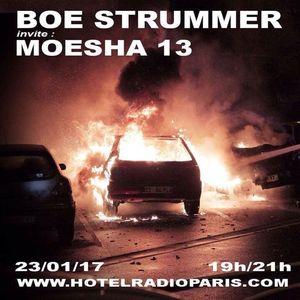 Boe Strummer invite Moesha 13 - 23/01/17