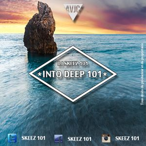 SKEEZ 101 PRESENTS INTO THE DEEP