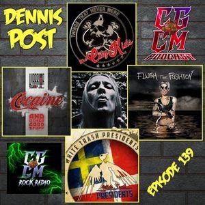 CGCM Podcast EP#139-Dennis Post Interview (July 14, 2021)