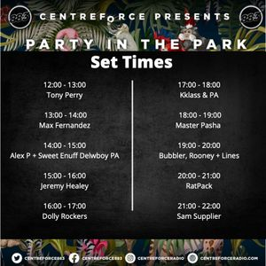 Ratpack Live 8-9Pm- Party in the Park Part ZOO 24-07-21 .mp3